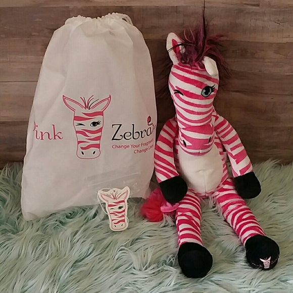 Pink Zebra Other Paisley Plush Poshmark